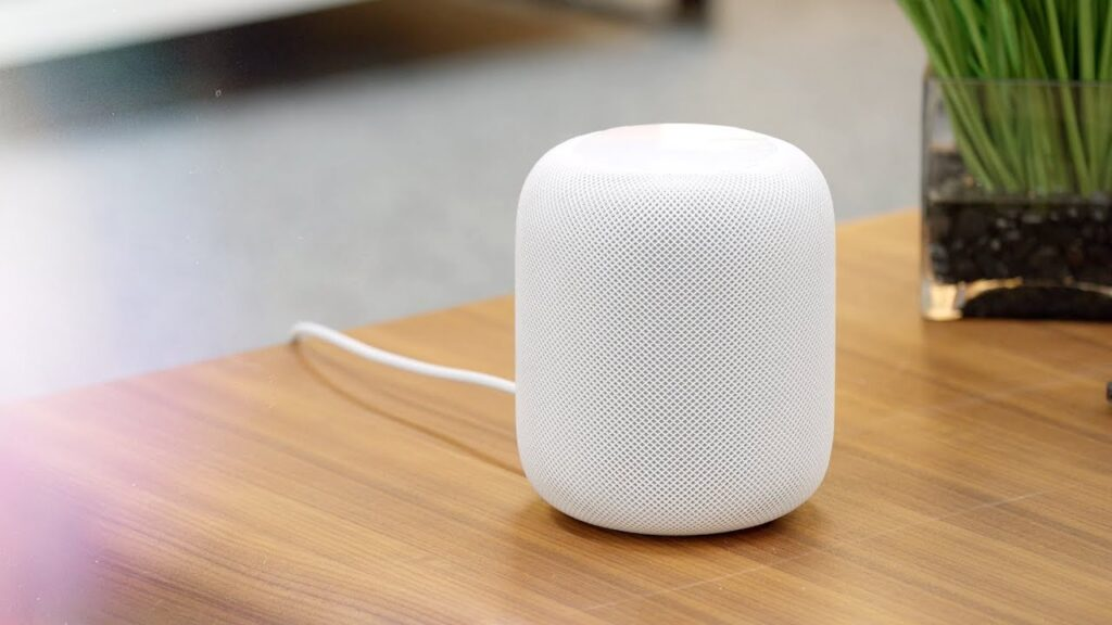 Apple HomePod - Akıllı Ev Ürünü