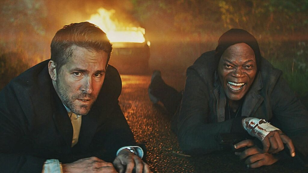The Hitman's Bodyguard filmi